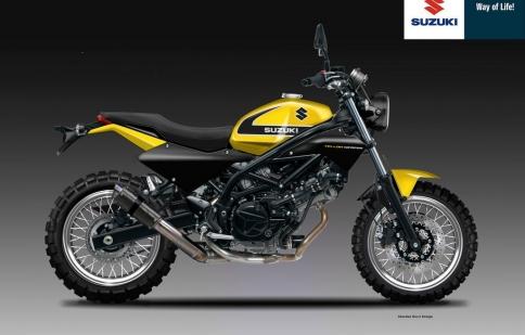 Suzuki SV650: Sau
