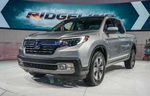 Mẫu bán tải hoàn toàn mới của Honda sắp được bán ra