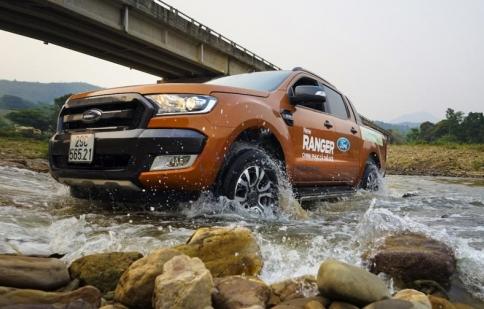 Ford Việt Nam tăng trưởng doanh số 40% trong tháng 4