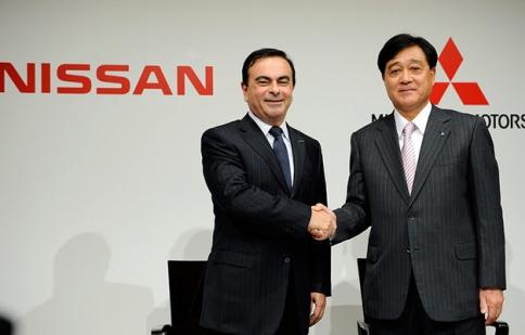 Nissan chính thức nắm quyền kiểm soát Mitsubishi Motors
