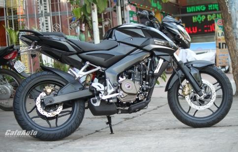 Chi tiết Kawasaki Bajaj Pulsar 200NS 2016 giá 78 triệu đồng tại Việt Nam