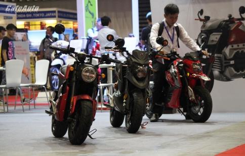 Nhìn lại kỳ triển lãm Saigon Autotech 2016 qua ảnh