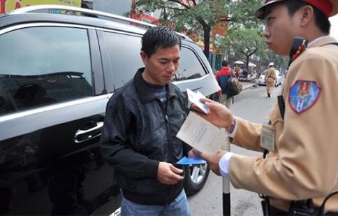 Nghị định 46/2016 và những mức phạt đáng chú ý dành cho tài xế Việt