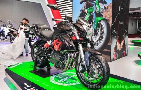 Benelli TNT 600i trang bị ABS ra mắt tại Ấn Độ