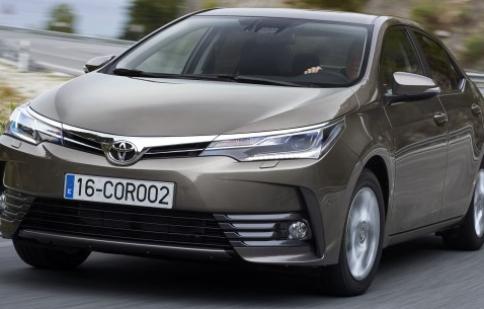 Toyota Corolla 2017 lên lịch ra mắt vào cuối tháng 6
