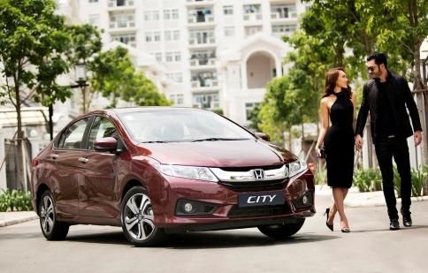 Mua CR-V và City nhận ngay ưu đãi từ Honda Việt Nam