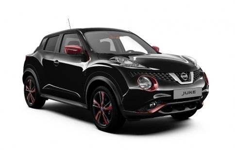 Nissan Juke thêm cá tính với phiên bản đặc biệt