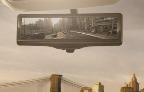 Những chiếc xe không gương sắp xuất hiện