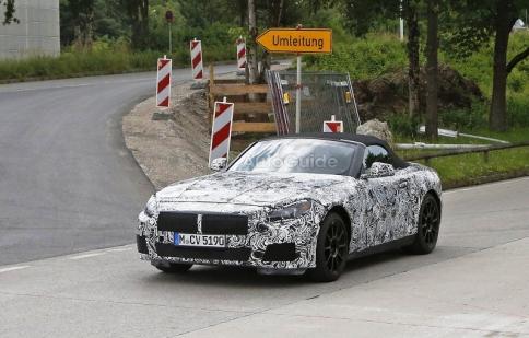 BMW Z4 sẽ ngừng sản xuất nhường chỗ cho Z5?