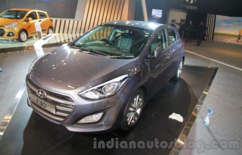 Hyundai i30 2017 sẽ ra mắt tại Paris Motor Show 2016