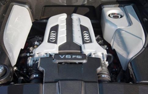 """Liệu Audi có """"chia tay"""" động cơ V8?"""