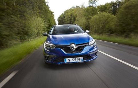 Ngắm Renault Megane Estate vừa ra mắt