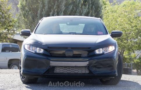Bắt gặp Honda Civic Si trên đường thử nghiệm