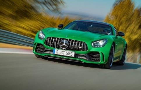 Mercedes-AMG GT R chỉ được sản xuất giới hạn 2.000 xe