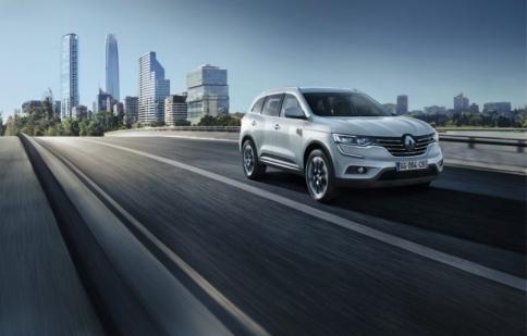 Renault Koleos 2016 ra mắt tại Đông Nam Á vào tháng 9