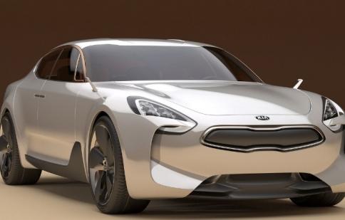 Kia GT sẽ là một chiếc sedan thể thao khi bán ra