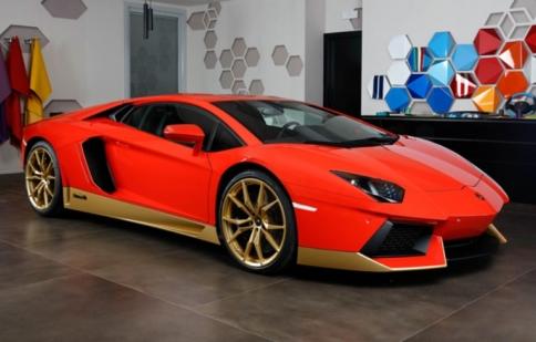 Lamborghini Hà Nội nhận đặt hàng siêu xe Aventador Miura Homage