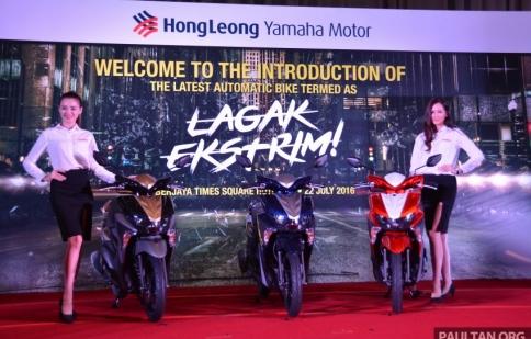 Yamaha Ego Avantiz 2016 - Tay ga đô thị giá từ 31.5 triệu đồng
