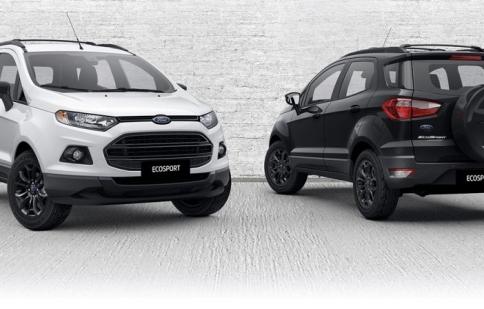 Ford EcoSport bản đặc biệt ra mắt tại Úc