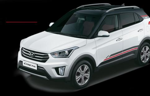 Hyundai ra mắt 2 phiên bản Creta đặc biệt tại Ấn Độ