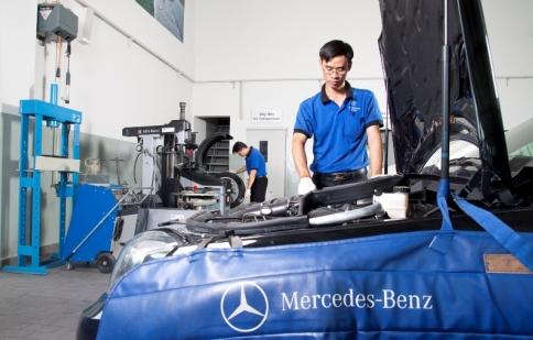 Vietnam Star Automobile đạt giải thưởng dịch vụ hậu mãi xuất sắc 7 năm liên tiếp