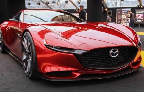 Mazda RX-9 mang động cơ quay trở lại vào năm 2020