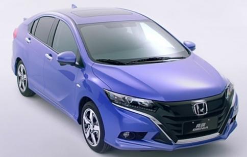 Honda City Hatchback chính thức ra mắt, giá khoảng 300 triệu đồng
