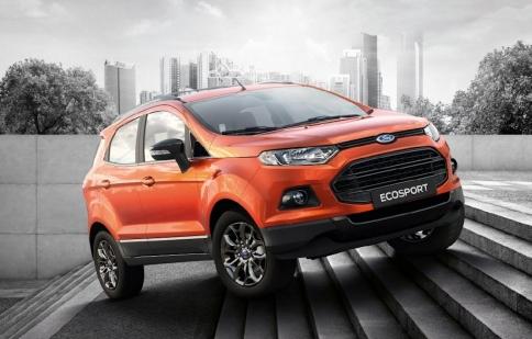 Ford Việt Nam ra mắt EcoSport Titanium phiên bản Black Edition
