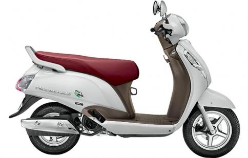 Suzuki Access 125 phiên bản đặc biệt ra mắt giá 18.4 triệu đồng