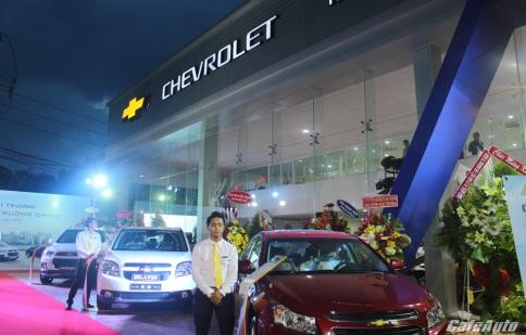 Chevrolet Trường Chinh chính thức đi vào hoạt động