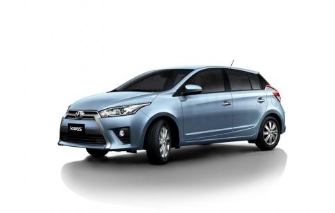 Toyota Yaris bản nâng cấp ra mắt tại Việt Nam