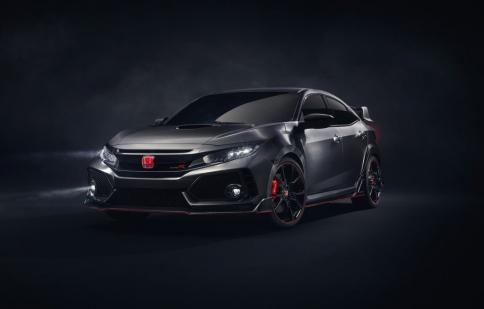 Honda Civic Type R 2017 rò rỉ thông tin trước ngày ra mắt