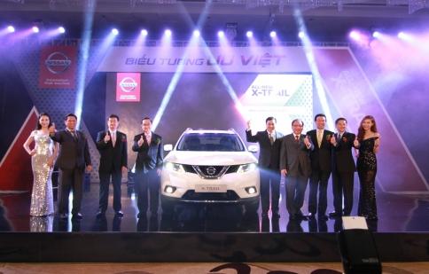 Nissan X-Trail ra mắt tại Việt Nam, giá từ 998 triệu đồng