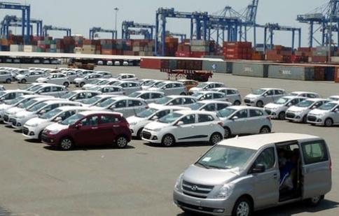 Thanh tra việc nhập khẩu ôtô tại Tổng cục Hải quan