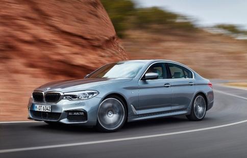 So sánh BMW 5 Series 2017 và 5 Series 2014 qua ảnh