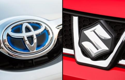 Toyota và Suzuki hợp tác cùng phát triển
