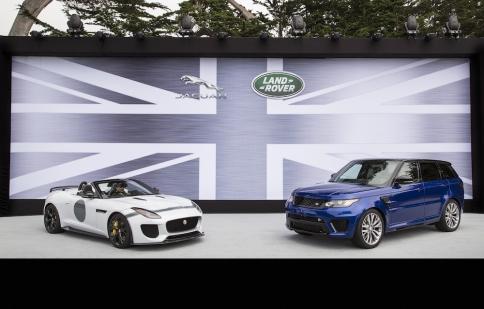 """Jaguar Land Rover Việt Nam bất ngờ rút khỏi VIMS 2016 vào """"phút chót"""""""