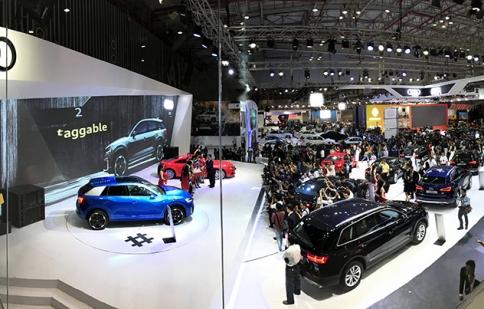 Khám phá Audi – ngôi nhà Quattro tại Triển lãm VIMS 2016