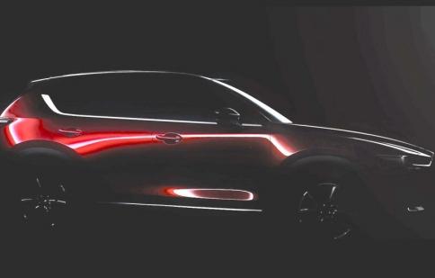 Mazda CX-5 2017 lộ diện