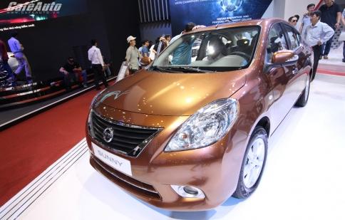 Nissan Sunny phiên bản nâng cấp ra mắt, giá bán không đổi