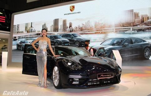 Porsche Panamera 2017 ra mắt, giá từ 10,66 tỷ đồng