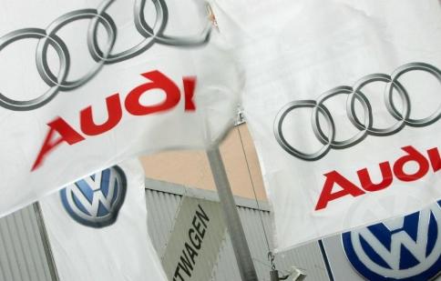 Audi bị phát hiện lắp đặt phần mềm gian lận khí thải