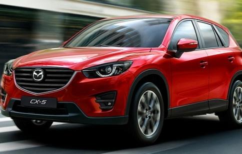 Tiết lộ thông số kỹ thuật Mazda CX-5 2017
