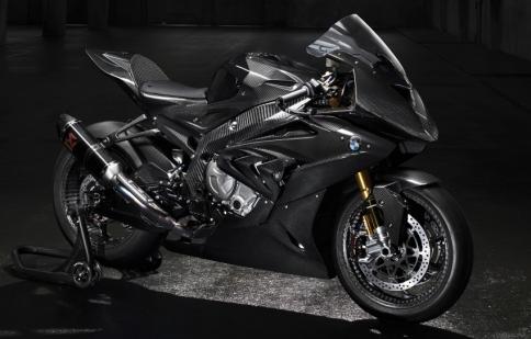 BMW sắp tung ra HP4 carbon