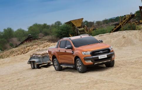 Ford Việt Nam bán chạy nhờ vào Ranger, EcoSport và Transit