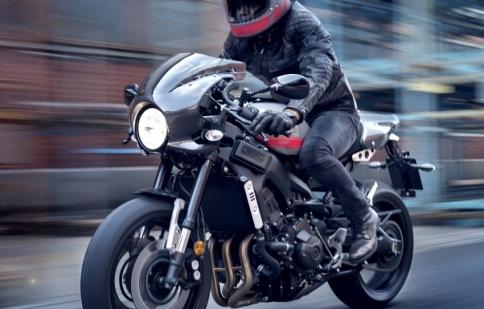 Yamaha XSR900 Abarth 2017 bản đặc biệt chỉ có 695 chiếc