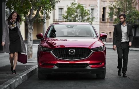 Mazda CX-5 2017 ra mắt với nhiều cải tiến mới