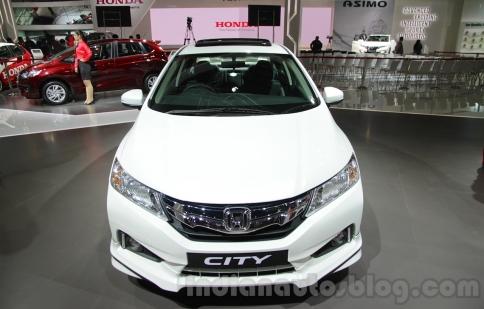 Honda City phiên bản mới ra mắt vào tháng 5/2017