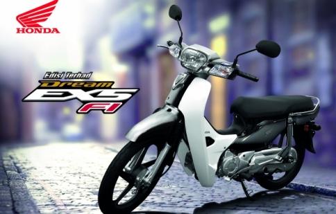 Honda Dream Fi có thêm phiên bản giới hạn