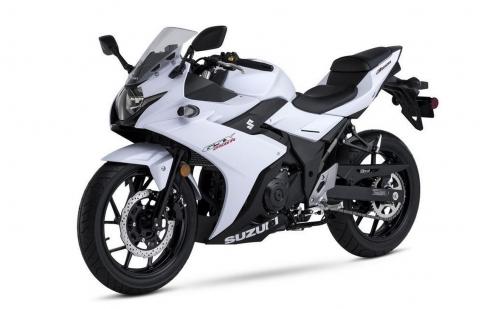 Suzuki lên lịch ra mắt GSX250R vào năm 2017